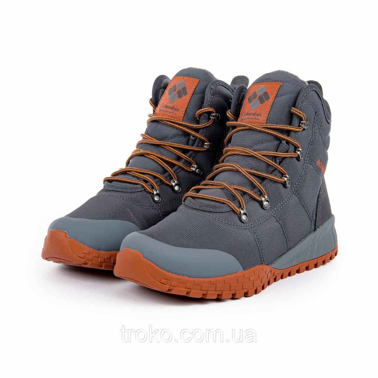 Мужские ботинки Columbia Fairbanks Omni-Heat BM2806-053 (Оригинал ... 59a2c7f791a60
