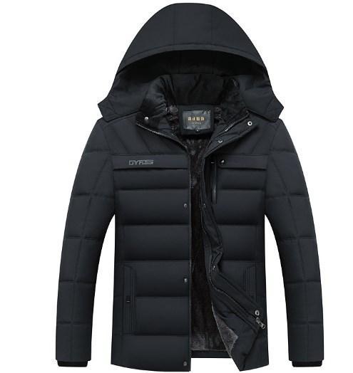 Мужская зимняя куртка. Модель 1842.