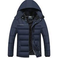 Мужская зимняя куртка. Модель 1842., фото 3