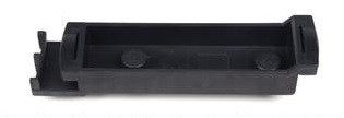 Кронштейн кріплення бампера переднього (напрямна, фіксатор) MB Sprinter/VW LT 96-06 (8801) AUTOTECHTEILE