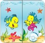 """Салфетка Silken 2-слойная """"Рибка"""" с печатью 24шт 33*33см"""