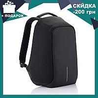 Рюкзак Bobby Антивор  черный с USB портом