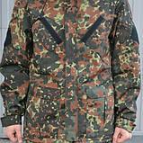 Камуфляж НАТО BUNDESWEHR флектарн (утеплений. фліс), фото 3