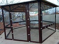 Окна из ПВХ-пленки, мягкие окна