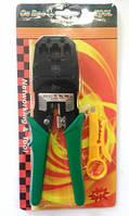 Обжимной инструмент MLT-4 (обжимка) DL-315 RJ45 RJ11 RJ12