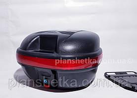 Кофр для мотоцикла багажник TVR