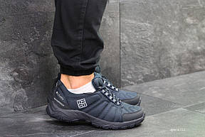 Мужские термо кроссовки Columbia,темно синие 42,43р, фото 2