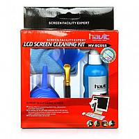 """Чистящие. набор для чистки оргтехники, экранов """"Havit Cleaner"""" №HV-SC055"""