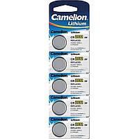 Батарейка Camelion CR2032/5bl 3V