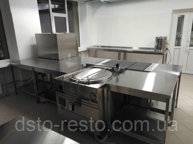 Профессиональное оборудование для столовой - секрет сочетания производительности и доступной цены