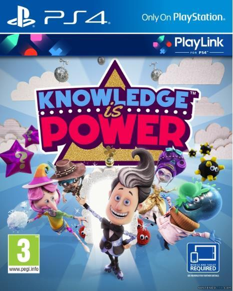 PlayStation Знання - сила [Blu-Ray диск]