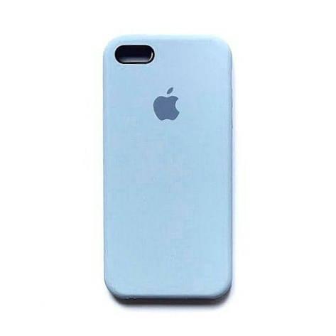 Силиконовый чехол Original Case Apple iPhone 5 / 5S / SE (15), фото 2