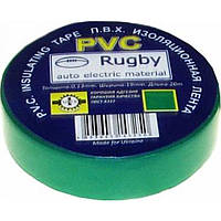 Изолента Rugby 20м ассорти