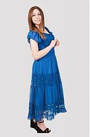 Платье женское из натуральной ткани