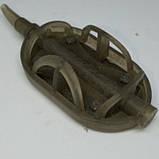 Коропова годівниця Метод roomy flat 30 грам, фото 5