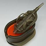 Коропова годівниця Метод roomy flat 30 грам, фото 2