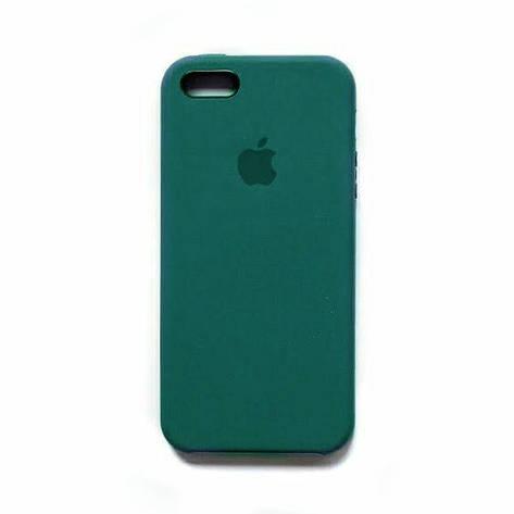 Силиконовый чехол Original Case Apple iPhone 5 / 5S / SE (32), фото 2