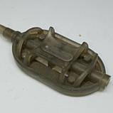 Коропова годівниця Метод Спайдер флет. 30 грам. Method spider flat, фото 4