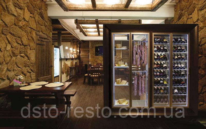 Винные шкафы – доступно, удобно, солидно