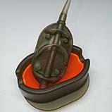 Карповая кормушка Метод Arc  flat  30 грамм, фото 3