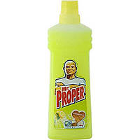 """Моющее средство для пола и стен 0,75 л """"Мистер Пропер"""" Лимон (14)"""