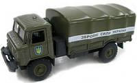 Автомодель -  Вооруженные силы ГАЗ-66   CT-1299-20