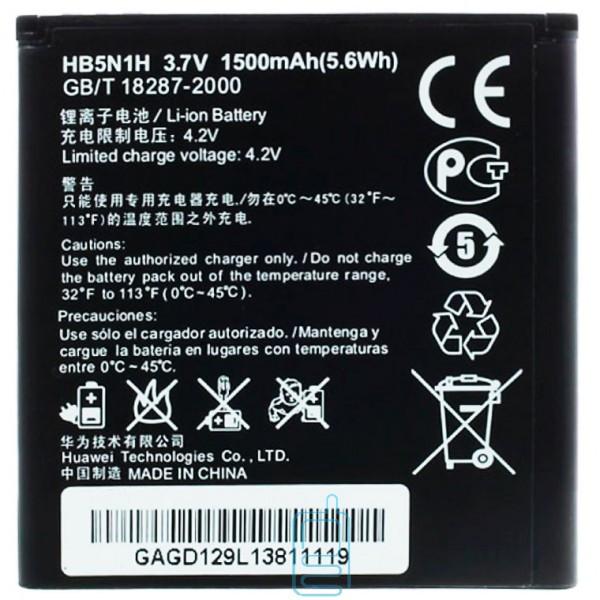 Аккумулятор Huawei HB5N1H 1500 mAh для Y310 AAAA/Original тех.пакет