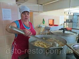 Пищеварочные котлы для столовых позволяют готовить супы в больших объемах!