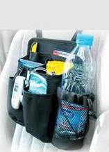 Органайзер на спинку сиденья для автомобиля Auto Seat Organizer (маленький)