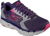 Женские кроссовки Skechers GOrun MaxRoad 3 Ultra Running Shoe Purple Pink c9978bdba0f