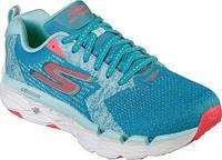 Женские кроссовки Skechers GOrun MaxRoad 3 Ultra Running Shoe Teal Hot Pink a9f9c57f980