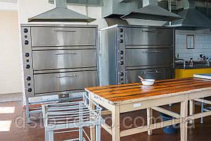 Когда нет средств на пароконвектомат, купите жарочные и пекарские шкафы