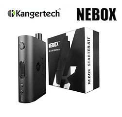 Электронная сигарета Kanger NEBOX 60W TC Starter Kit, вейп Кангер Небокс 60вт Черный, Реплика
