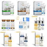 Набор масок для лица 3 шт. Bioaqua Pure Skin Acne - от прыщей и воспалений для проблемной кожи 30g, фото 7