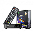 Цифровая TV приставка Т2 U2C, ТВ тюнер HD DVB-T2 Wi-Fi, цифровое tv, ресивер с флешкой Т2, Разъем HDMI USB 2.0, фото 3