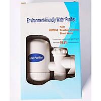 Очиститель воды Water Purifier с установкой на кран, фильтр для воды, аквафильтр