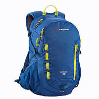 Рюкзак туристический Caribee X-Trek 28 Sirius Blue/Hyper Yellow, фото 1