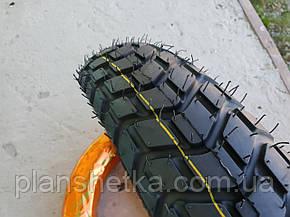 "Резина для мотоцикла 110/90-17 ""SHIH FA"" 6 PR бескам. шип Вьетнам, фото 2"