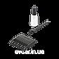 Машинка для стрижки волос Ermila Network 1400-0040 , фото 2