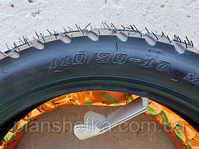 "Резина для мотоцикла 110/90-17 ""SHIH FA"" 6 PR бескам. шип Вьетнам, фото 3"