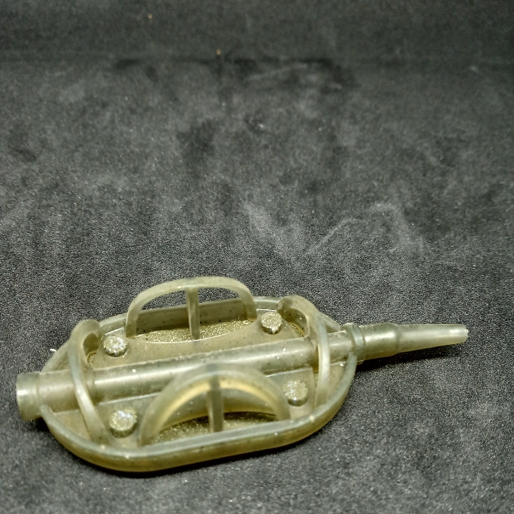 Коропова годівниця Метод roomy flat 30 грам