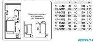 Нагреватель SAWO NORDEX NR-60NS, фото 2