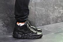 Кроссовки мужские Nike air Uptempo 96,черные, фото 3