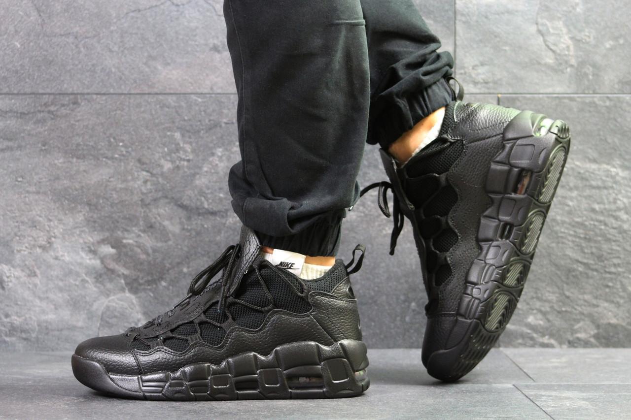 Кроссовки мужские Nike air Uptempo 96,черные