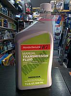 Масло Honda Manual Transmission Fluid ✔ 0.946 л.