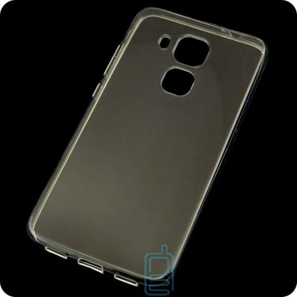 Чехол силиконовый Premium Huawei Nova Plus прозрачный