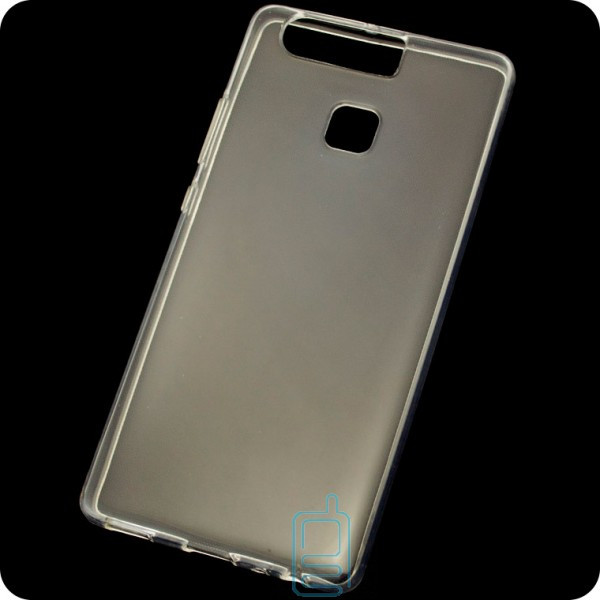 Чехол силиконовый Premium Huawei P9 прозрачный