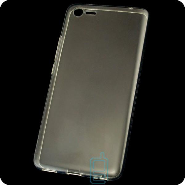 Чехол силиконовый Premium Meizu E2 прозрачный