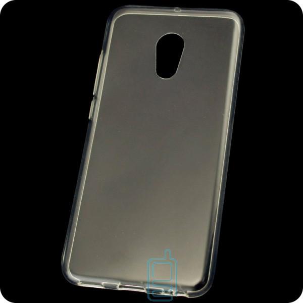 Чехол силиконовый Premium Meizu Pro 6s прозрачный
