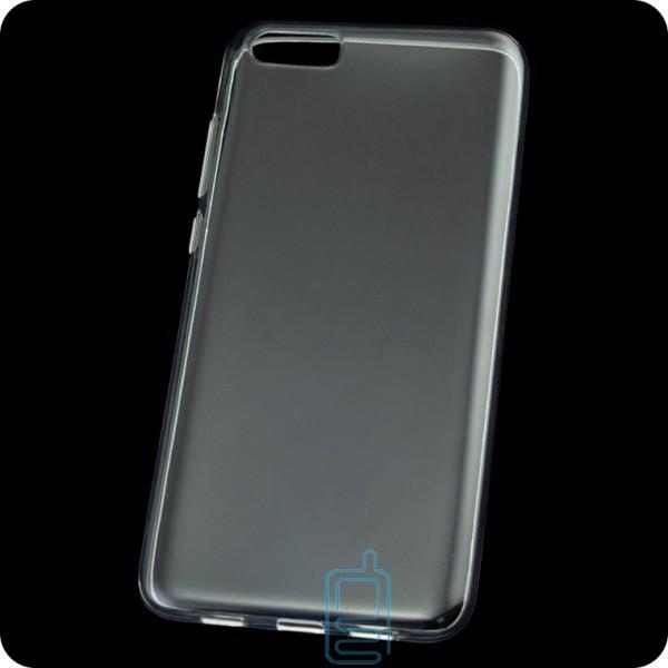 Чехол силиконовый Premium Xiaomi Mi6 Plus, Mi Note 3 прозрачный